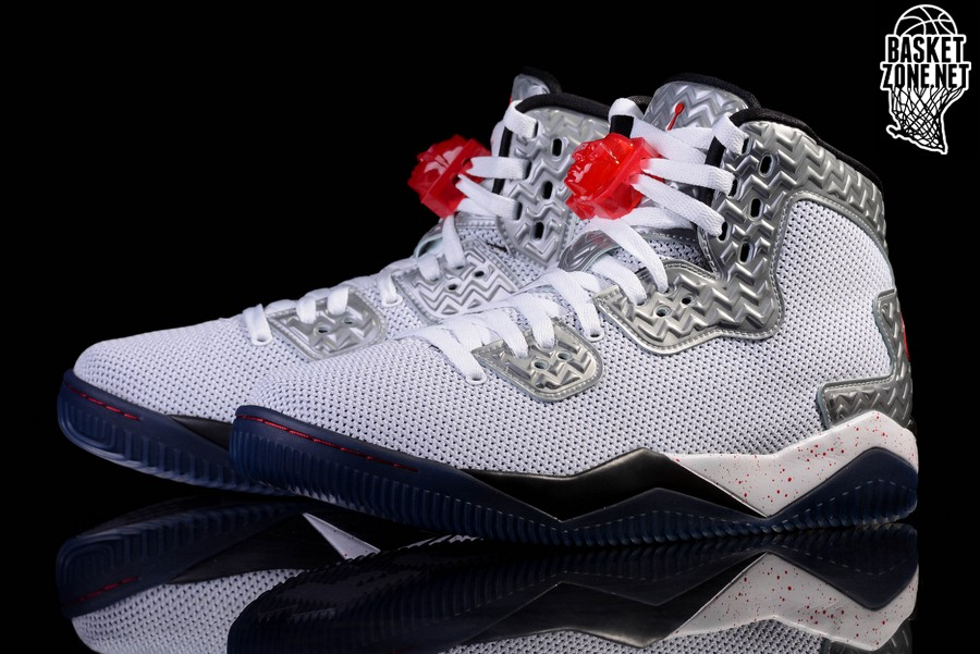 163becd4bcf NIKE AIR JORDAN SPIKE FORTY PE WHITE FIRE RED price €127.50 ...