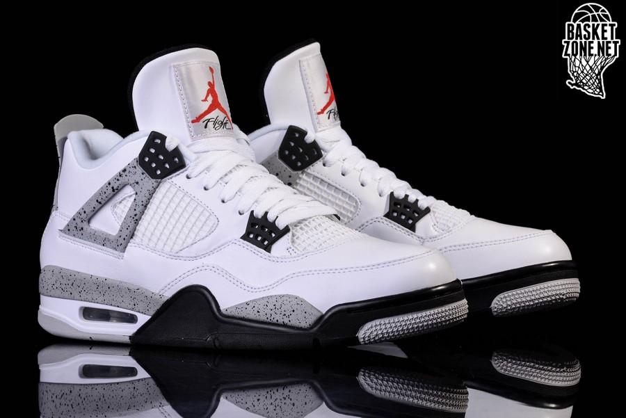 separation shoes 2eccc c05ab ... real nike air jordan 4 retro og white cement bc99c 31b04