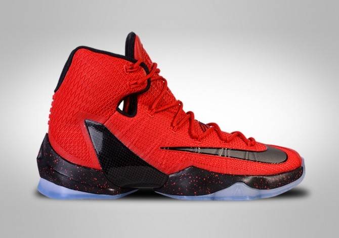 NIKE LEBRON XIII ELITE UNIVERSITY RED
