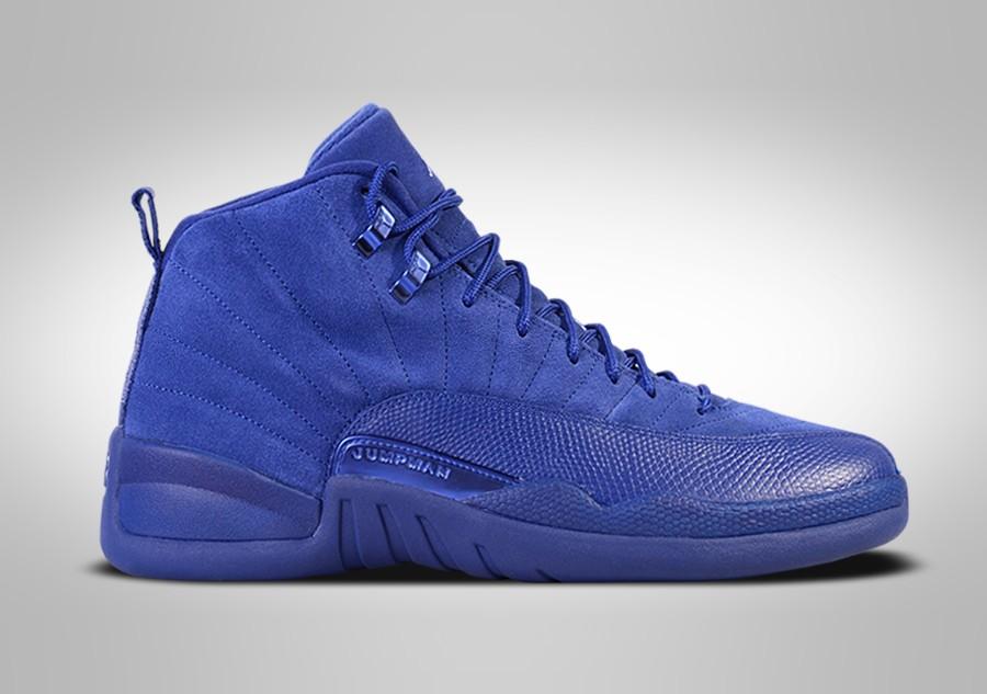 sneakers for cheap 18dbe 096b1 NIKE AIR JORDAN 12 RETRO DEEP ROYAL BLUE price €299.00 ...