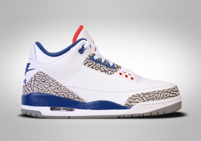 NIKE AIR JORDAN 3 RETRO OG TRUE BLUE