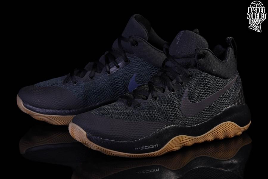 sports shoes 5d355 059bc NIKE ZOOM REV 2017 BLACK GUM DEVIN BOOKER