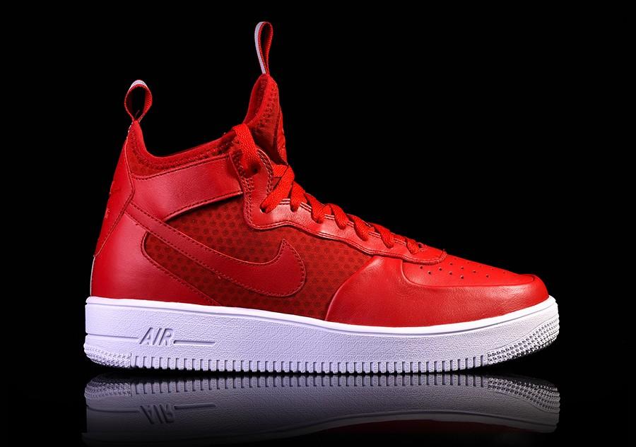 Buty Damskie Nike Air Force 1 Ultraforce 864014 600, NIKE