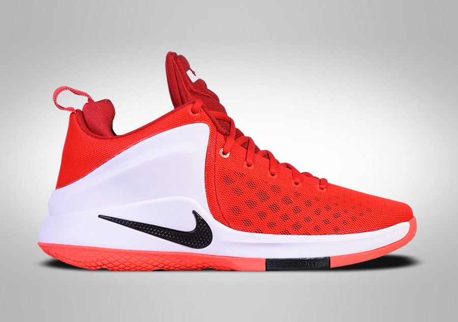 finest selection fbf24 f815d NIKE LEBRON ZOOM WITNESS CAVS RED price €87.50   Basketzone.net
