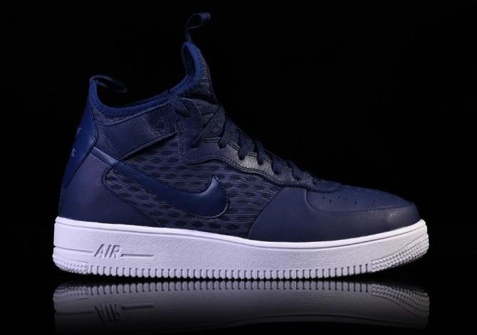 Nike Air Force 1 Ultraforce Mid Beyaz | Nike Basketbol