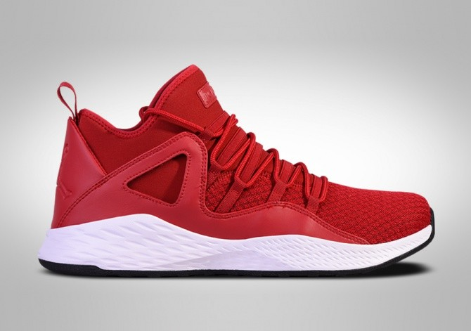 new concept d2215 7da1e NIKE AIR JORDAN FORMULA 23 GYM RED