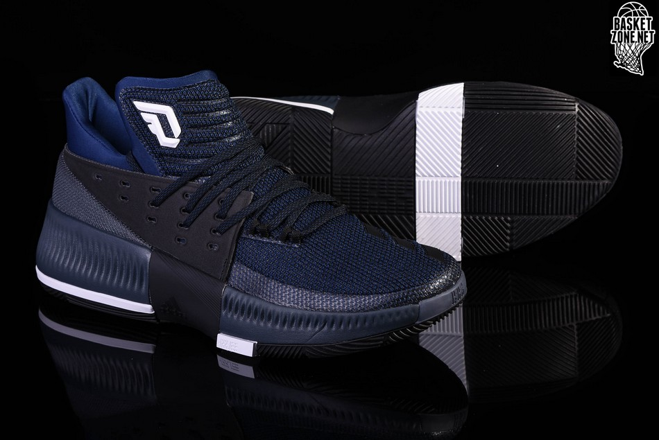 promo code 2a506 db52f ADIDAS DAME 3 BY ANY MEANS DAMIAN LILLARD