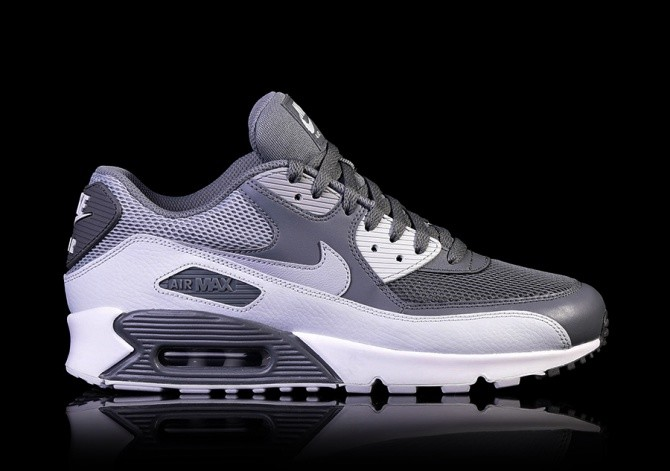 watch b7e0a 62b27 NIKE AIR MAX 90 ESSENTIAL COOL GREY
