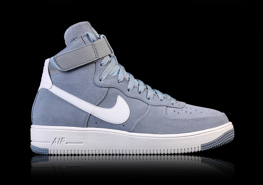 new concept 69aba 82134 NIKE AIR FORCE 1 ULTRAFORCE HIGH GLACIER GREY