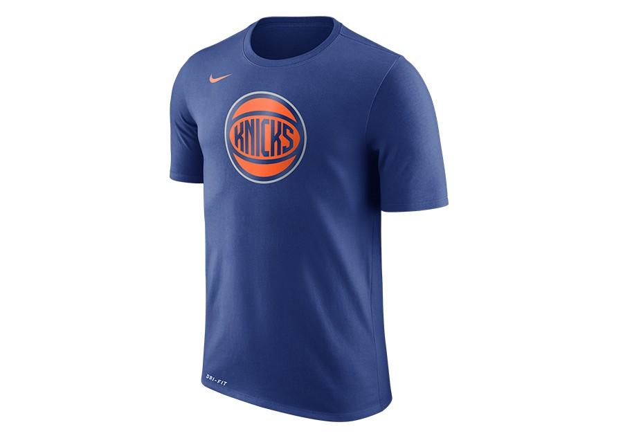 bf2abb20 NIKE NBA NEW YORK KNICKS DRY LOGO TEE RUSH BLUE price €25.00 ...
