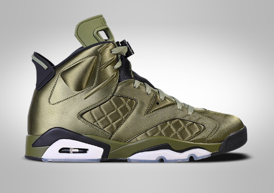 bc5feac3ee2f30 NIKE AIR JORDAN 6 RETRO PINNACLE FLIGHT JACKET per €302