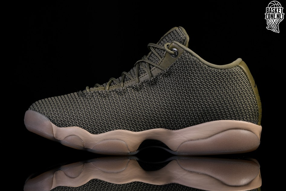 brand new 4415d e7175 NIKE AIR JORDAN HORIZON LOW MEDIUM OLIVE