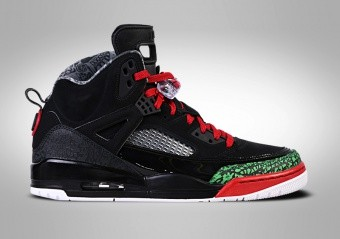 finest selection 3dc49 8d421 ZAPATILLAS DE BALONCESTO. NIKE AIR JORDAN SPIZIKE BLACK ...
