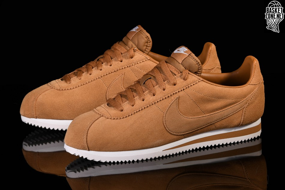 official photos bfcf3 face3 NIKE CLASSIC CORTEZ SE WHEAT price €87.50 | Basketzone.net