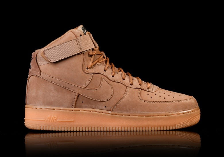 NIKE AIR FORCE 1 HIGH '07 LV8 FLAX
