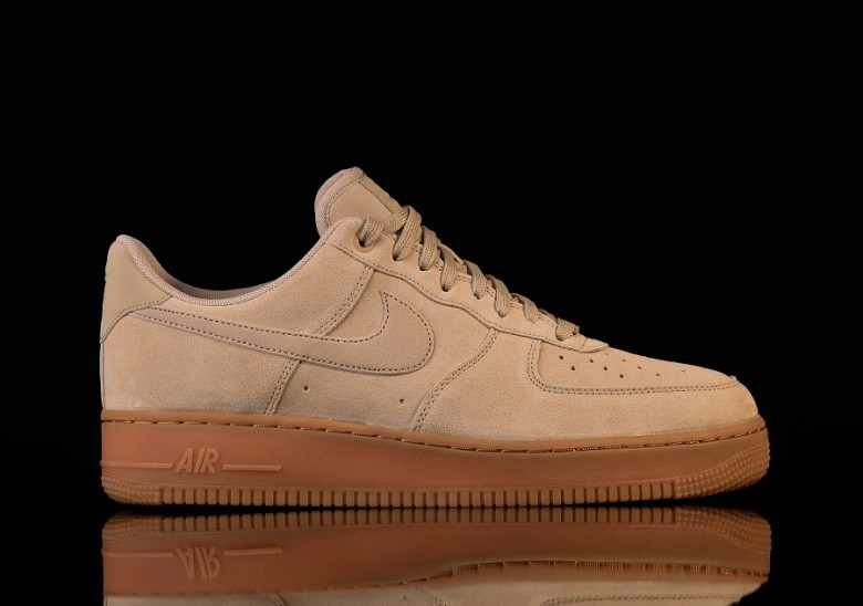 professional sale new lower prices picked up NIKE AIR FORCE 1 '07 LV8 SUEDE MUSHROOM price €97.50 | Basketzone.net