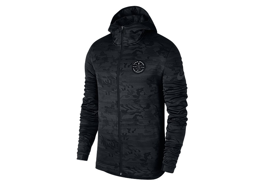 NIKE DRY KYRIE SHOWTIME HOODIE ANTHRACITE price €102.50