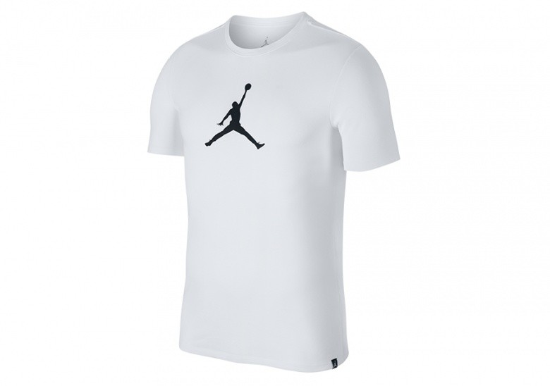 new arrival a8da2 f40b6 NIKE AIR JORDAN DRY TEE 23 7 JUMPMAN BASKETBALL TEE WHITE