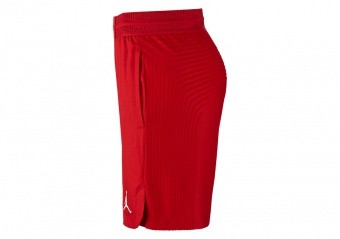 75cc51ef8b5 NIKE AIR JORDAN ULTIMATE FLIGHT BASKETBALL SHORTS GYM RED por €62,50 ...