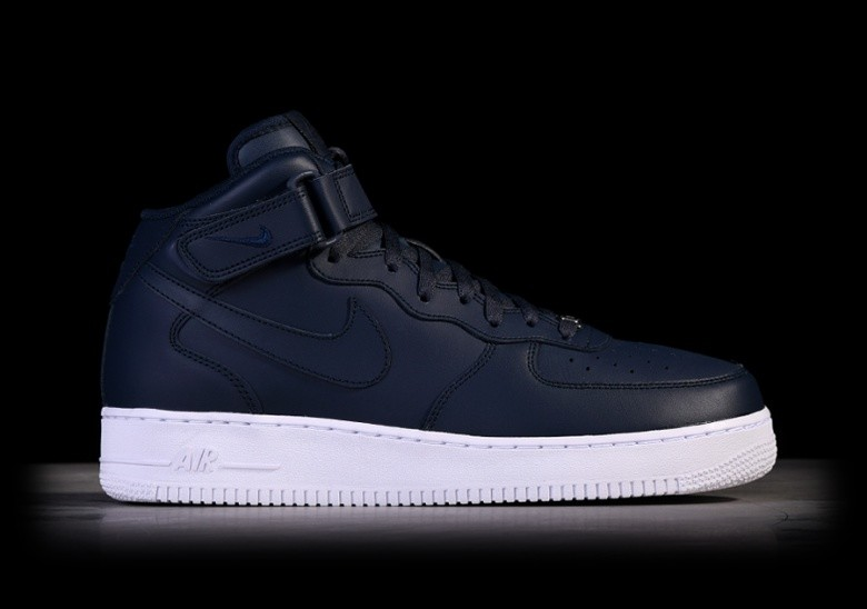 942987f54c7c NIKE AIR FORCE 1 MID  07 OBSIDIAN pour €102