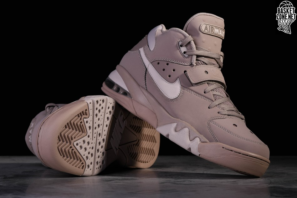 online store df8be dd0c1 NIKE AIR FORCE MAX 93 SEPIA STONE