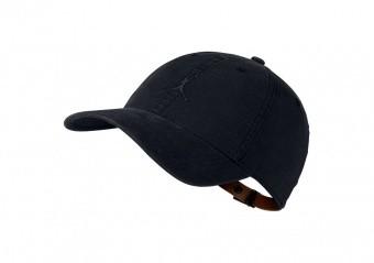 low priced 2422e 4b8d5 NIKE AIR JORDAN HERITAGE H86 JUMPMAN WASHED HAT BLACK