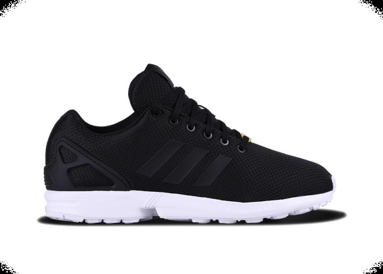 separation shoes 0d497 f8726 ADIDAS ORIGINALS ZX FLUX. CORE BLACK. £85.00