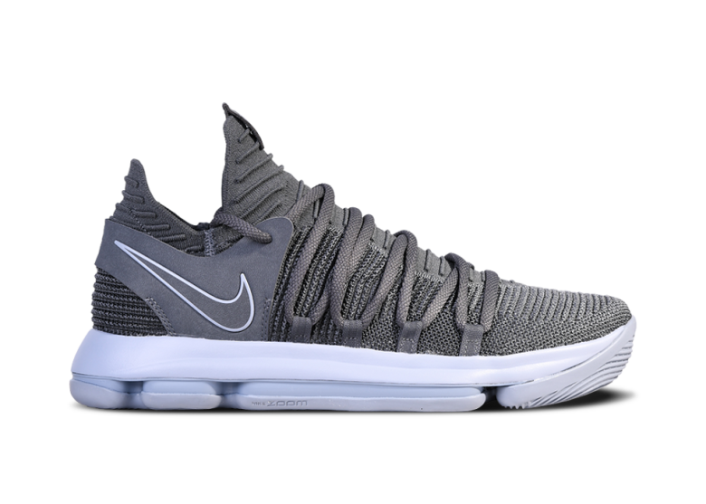 f14c2a8188b6 NIKE ZOOM KD 10. COOL GREY. KEVIN DURANT. 639