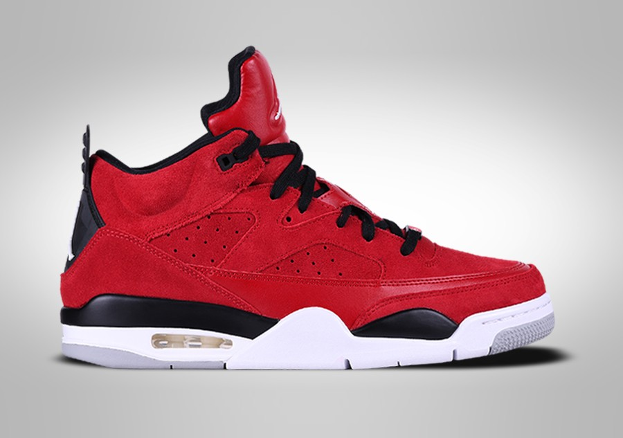 hot sale online 713b1 8e5fc NIKE AIR JORDAN SON OF LOW TORO BRAVO RED price €147.50   Basketzone.net