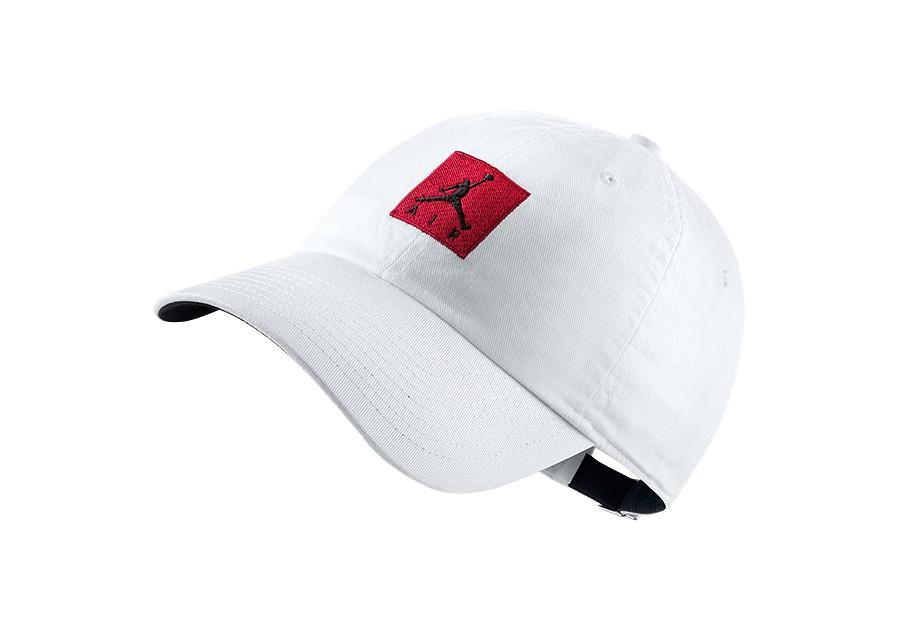 da02946696472 NIKE AIR JORDAN HERITAGE86 JUMPMAN AIR HAT WHITE price €27.50 ...