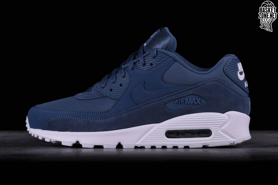 finest selection b5975 90c4e NIKE AIR MAX 90 ESSENTIAL DIFFUSED BLUE