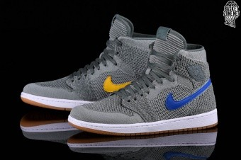 e1bcc723d2811 NIKE AIR JORDAN 1 RETRO HIGH FLYKNIT CLAY GREEN price €137.50 ...