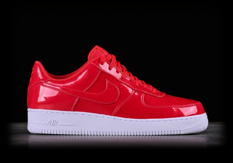 nike air force utility red low