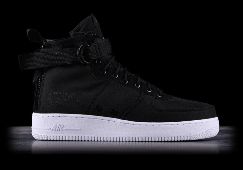 competitive price 88e75 52b8a NIKE SF AIR FORCE 1 MID BLACK