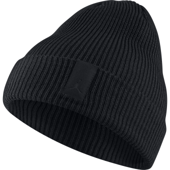 f568f139886 NIKE AIR JORDAN LOOSE GAUGE CUFF KNIT BEANIE BLACK. Previous Next. OTHER  COLORS