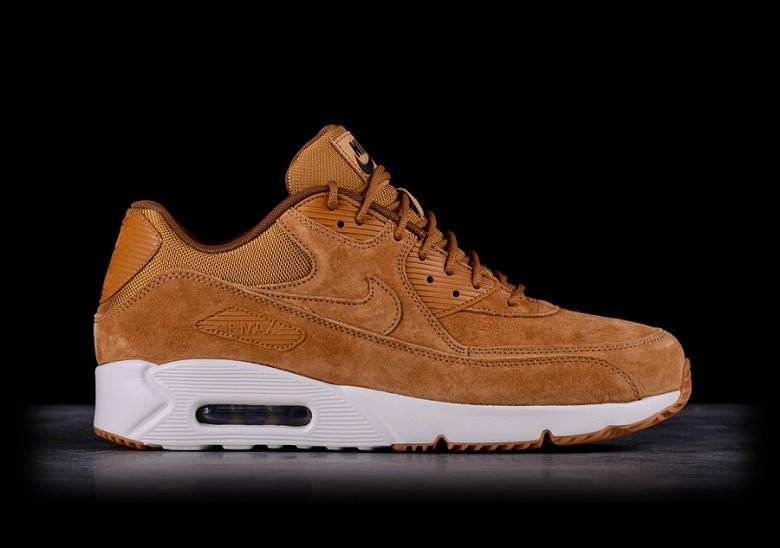 Nike Air Max 90 Ultra 2.0 Leather Brown 924447 200 Men
