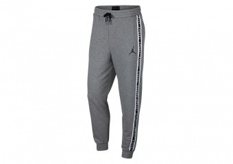 NIKE AIR JORDAN JUMPMAN AIR HBR PANTS CARBON HEATHER