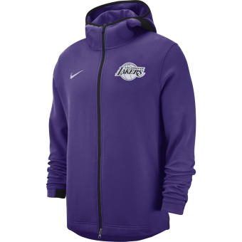 NIKE NBA LOS ANGELES LAKERS DRY SHOWTIME HOODIE
