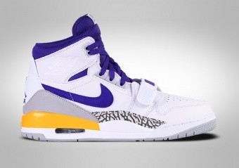 NIKE AIR JORDAN LEGACY 312 L.A LAKERS