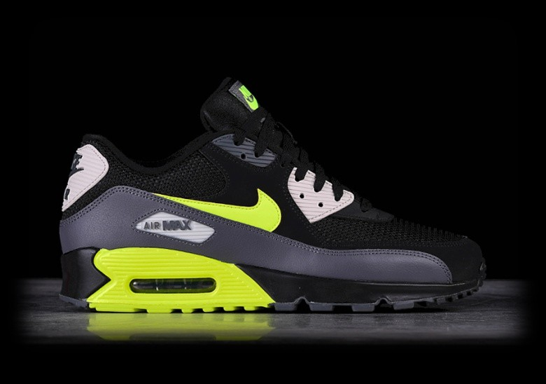 outlet store 3887c 29ed3 NIKE AIR MAX 90 ESSENTIAL BLACK VOLT