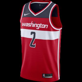NIKE NBA WASHINGTON WIZARDS JOHN WALL SWINGMAN ROAD JERSEY