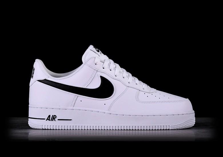 Nike Air Force 1 Low '07 Biało czerwone