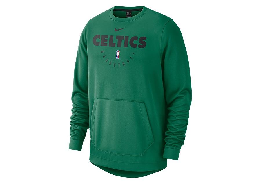 przyjazd kup dobrze Hurt NIKE NBA BOSTON CELTICS SPOTLIGHT CREW CLOVER price €65.00 ...