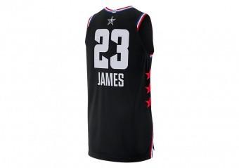9c8efebc9ea NIKE AIR JORDAN NBA ALL STAR WEEKEND 2019 STEPHEN CURRY SWINGMAN JERSEY  BLACK price €87.50 | Basketzone.net