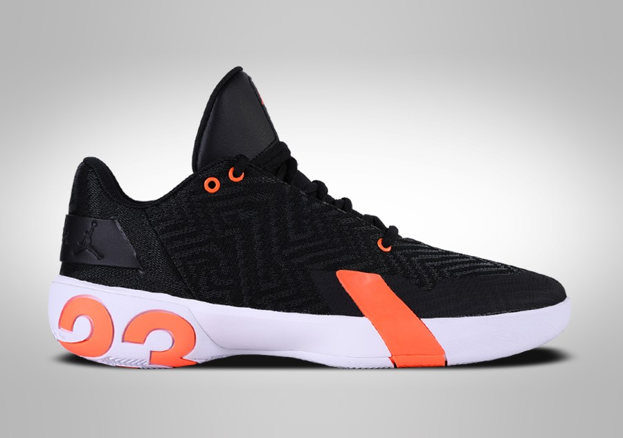 newest collection 7b062 f0d8c NIKE AIR JORDAN ULTRA.FLY 3 LOW BLACK ORANGE