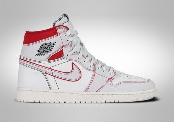 NIKE AIR JORDAN 1 RETRO HIGH OG PHANTOM