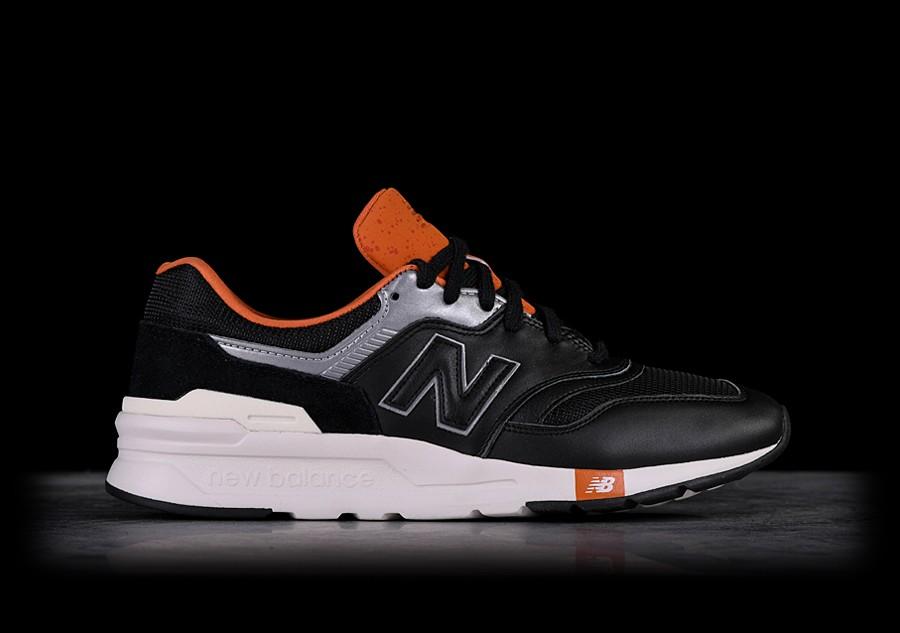 new balance 997 gris orange