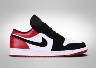 dec47fcba7b1c7 BASKETBALL SHOES. NIKE AIR JORDAN 1 RETRO LOW BLACK TOE