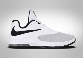 NIKE AIR MAX INFURIATE 3 LOW WHITE BLACK pour €77,50