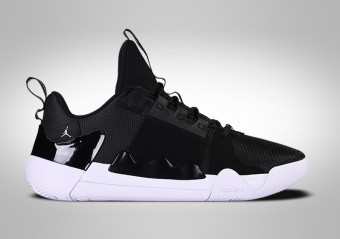 NIKE AIR JORDAN ZOOM ZERO GRAVITY BLACK WHITE